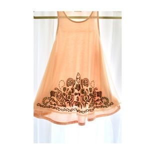 Sleeveless Hollister Blouse